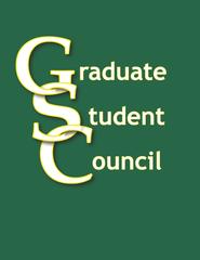 Graduate student council logo