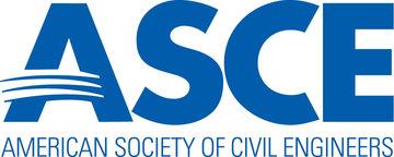 American society of civil engineers logo 2009 present