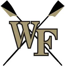 Wake forest rowing emblem