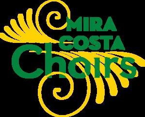 Mira costa choir boosters logo