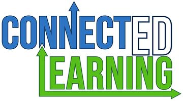 Connected learning colored logos copy