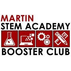 Marti stem booster logo