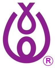 Trademarked logo   purple