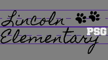 Lincoln elementary psg logo