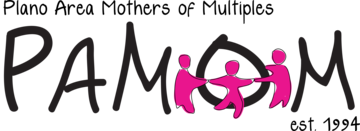 Pamom logo