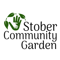 Stober community garden logo