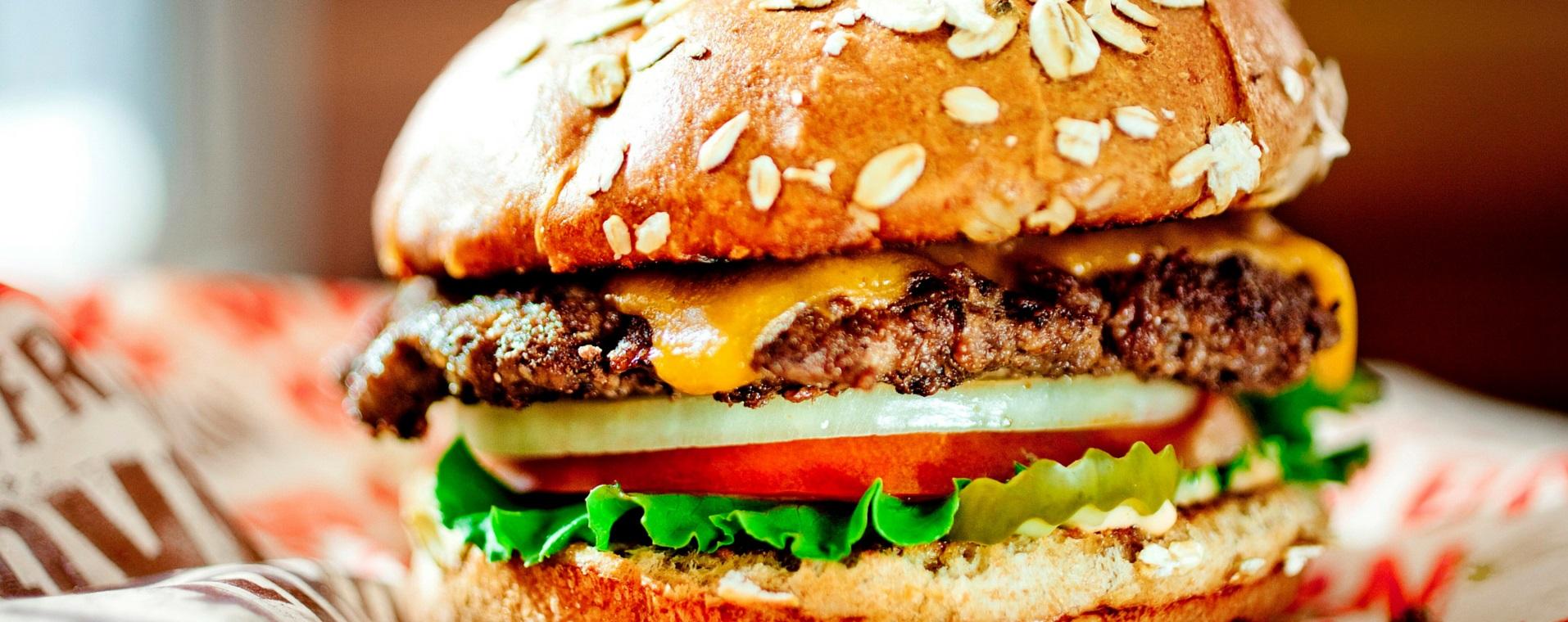 Epic burger