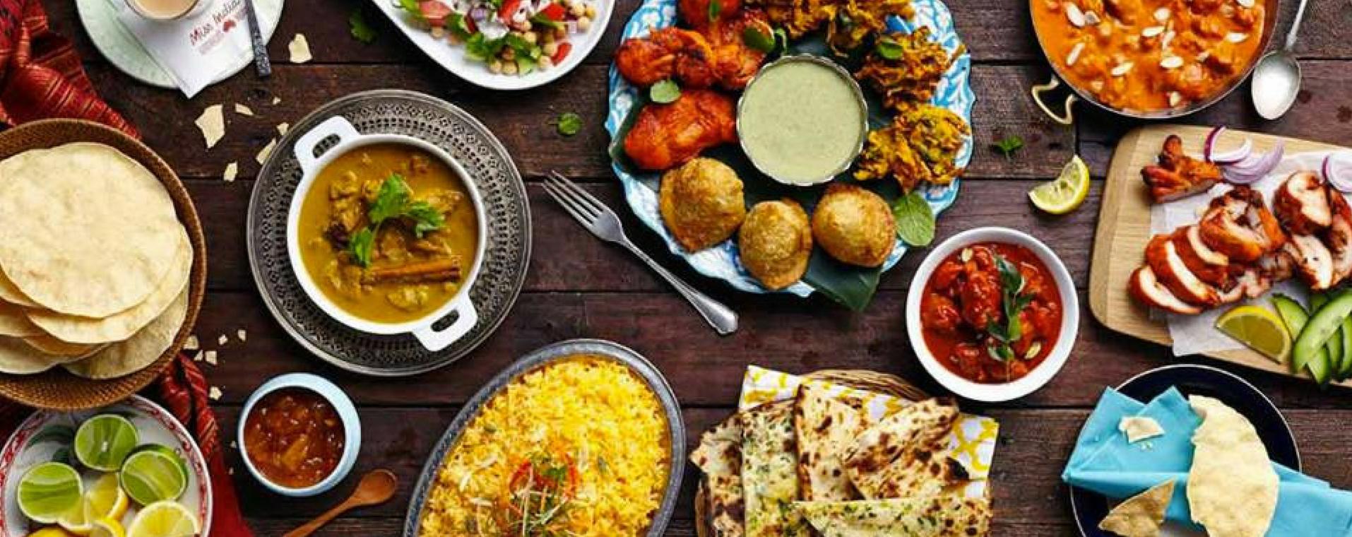 Bg desktop cuisine india