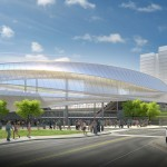 Minnesota United FC and Mayor Coleman unveil stadium renderings