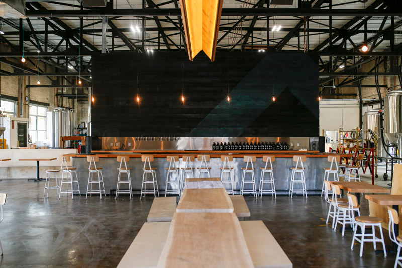 Now Open Able Seedhouse Brewery - Open table minneapolis