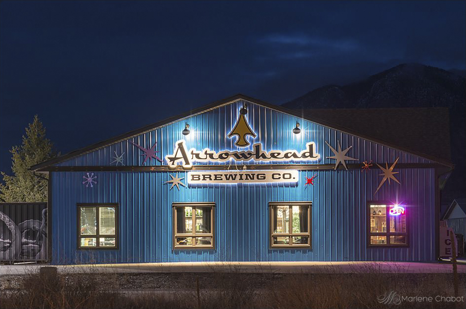 Arrowhead Brewing Company // Photo via Arrowhead Brewing Company's Facebook