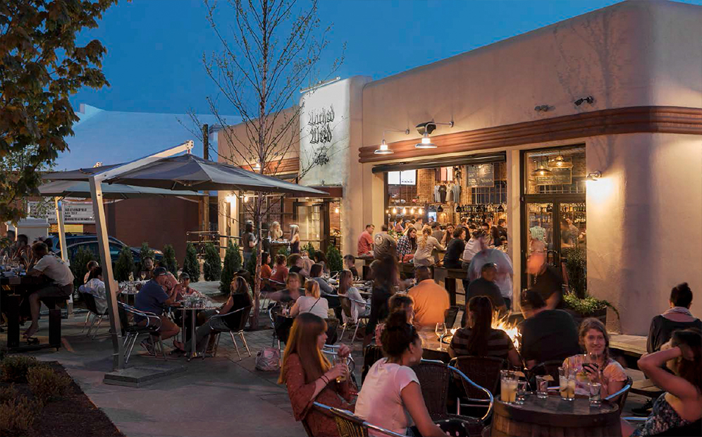 Asheville's Wicked Weed Pub – Courtesy of Wicked Weed