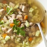 Cold Weather Cooking with Beth Dooley: Chicken & Dumpling Soup Recipe