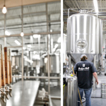 First Look of Badger Hill Brewing's New Brewery