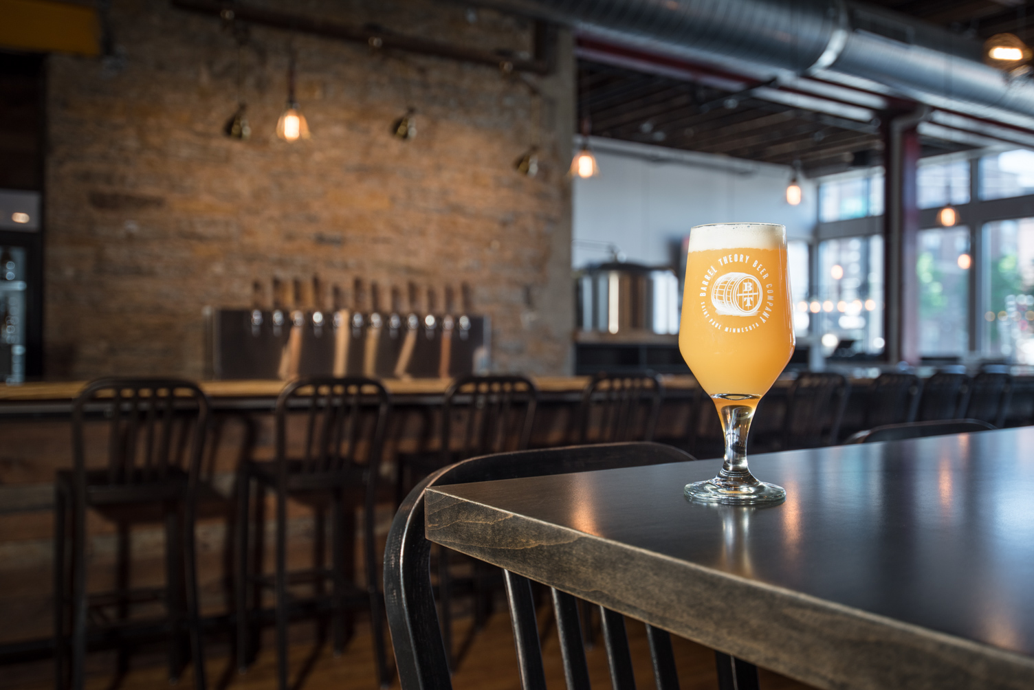 Barrel Theory Beer Company's new taproom is set to open by the end of June // Photo by Kevin Kramer