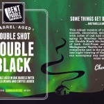 Bent Paddle Barrel-Aged Double Shot Double Black Ale coming to bottles