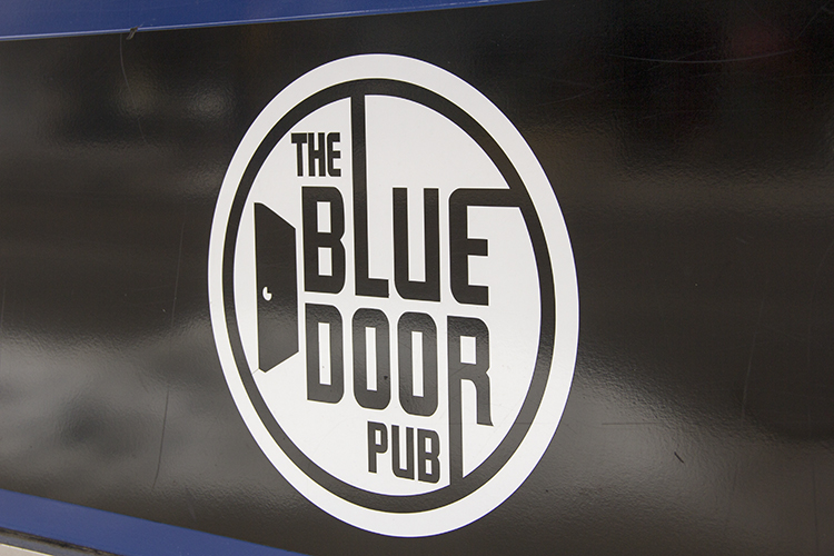 Blue Door Pub STP 3