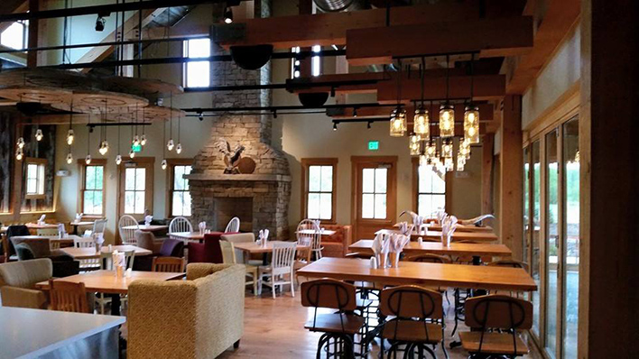 Breckenridge Doubles Capacity Opens New Restaurant