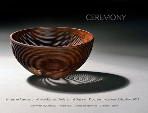 Ceremony - American Association of Woodturners