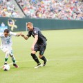 Minnesota United FC game at Target Field // Photo by Aaron Davidson