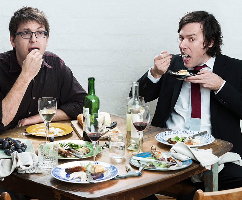 American Public Media's Dinner Party Download is coming to the Fitzgerald Theater
