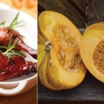 Duck Breast with Mapled Winter Squash & Harriet Brewing Company's Divine Oculust
