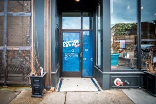 Escape MSP is located at 256 7th Street East, Suite 248 in St. Paul // Photo by Kevin Kramer, The Growler