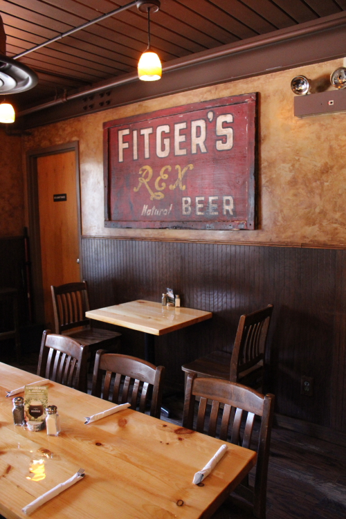 Fitger's Brewhouse - Maki 4
