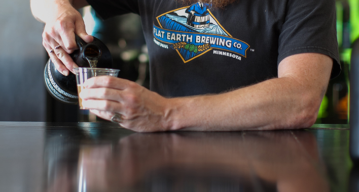 Flat Earth Growler