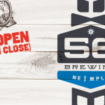 Now Open (or Damn Close): 56 Brewing