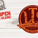 Now Open (or Damn Close): LTS Brewing