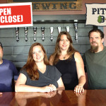 Now Open or Damn Close: Pitchfork Brewing