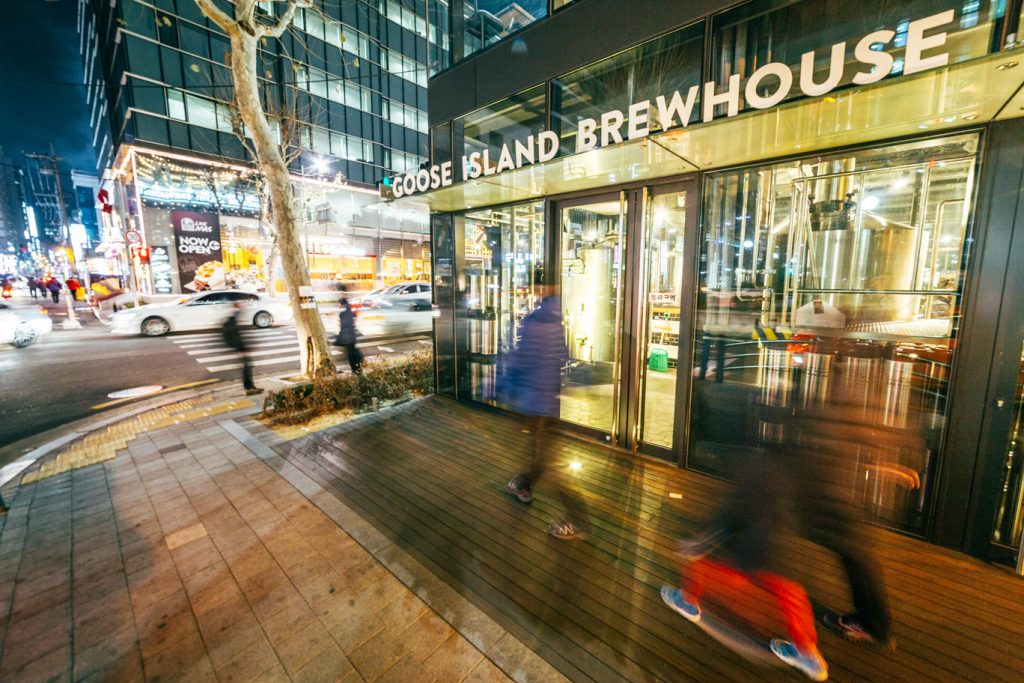 Catching up on craft beer in Seoul, South Korea