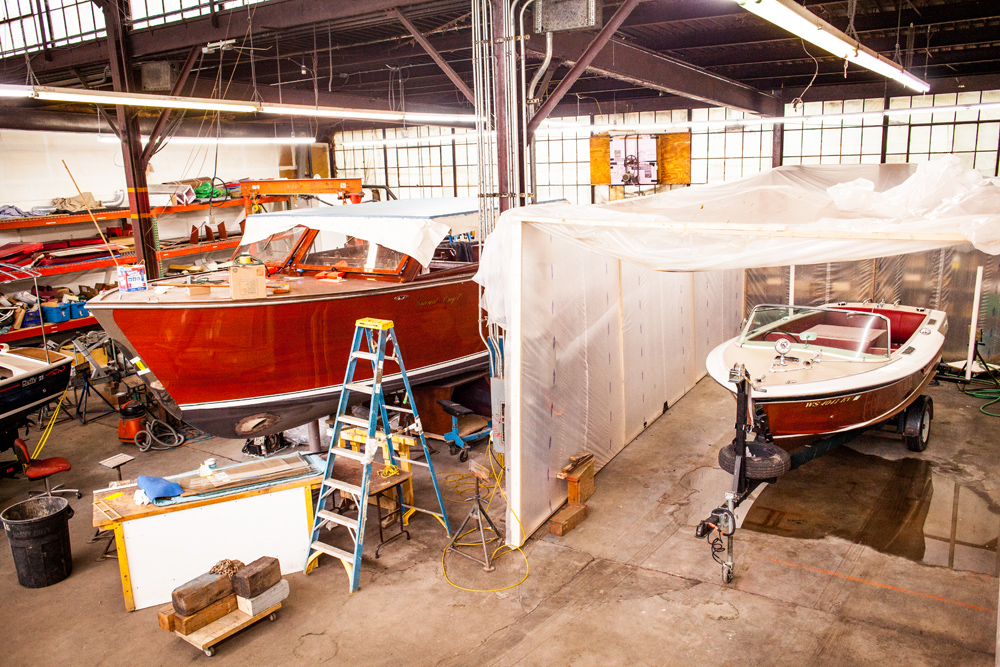 Great Northern Boatworks Turner40