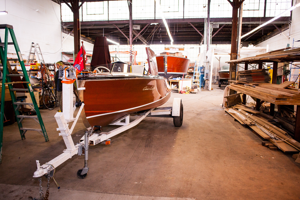Great Northern Boatworks Turner46