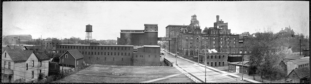 Hamm's Brewery St. Paul // Photo courtesy of Minnesota Historical Society