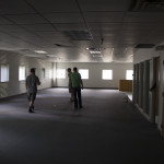 Office space in Fulton Brewing's new production facility at 2450 NE 2nd St in Minneapolis