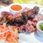 Plate of the Week: Union Kitchen's 'w/Purple Sticky Rice'