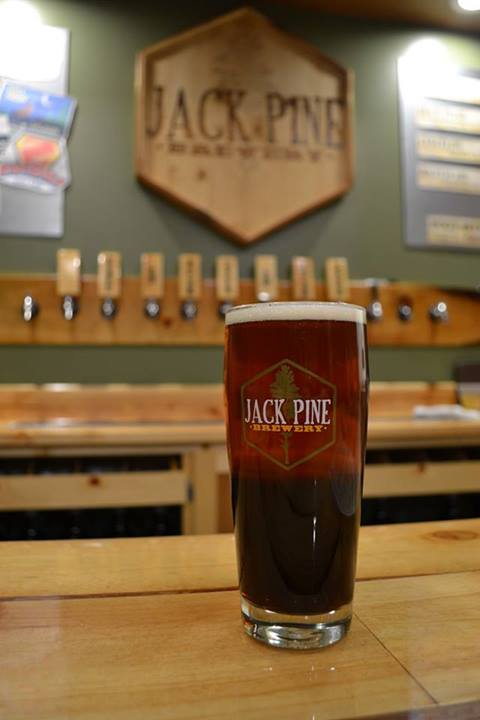 Jack Pine Batch #115 and Fenceline Pale Ale