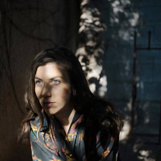 Julia Holter by Tonje Thilesen