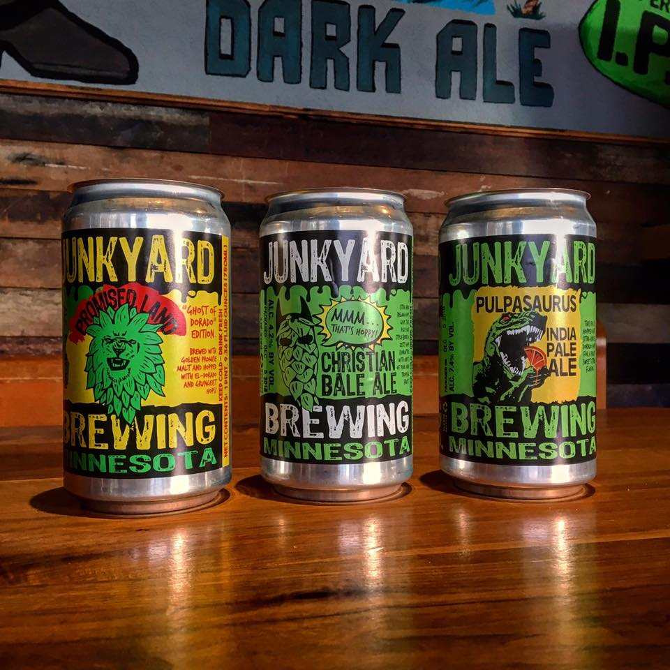 Junkyard Brewing Expands With New Brewhouse