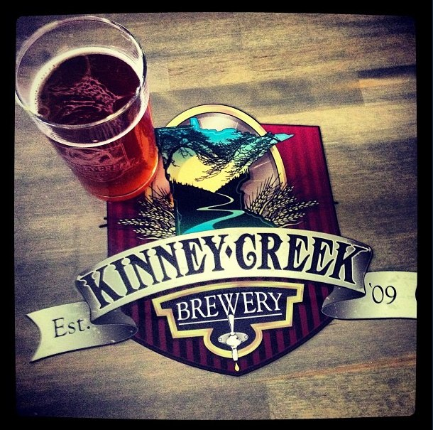 Kinney Creek - Courtesy of Kinney Creek Brewery