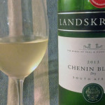 Wine Wednesday: Landskroon Chenin Blanc