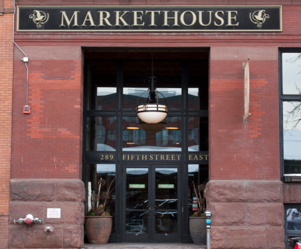 Markethouse in Lowertown St. Paul // Photo by Brian Kaufenberg