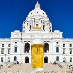 Minnesota State Capitol building // Photo by Kevin Kramer
