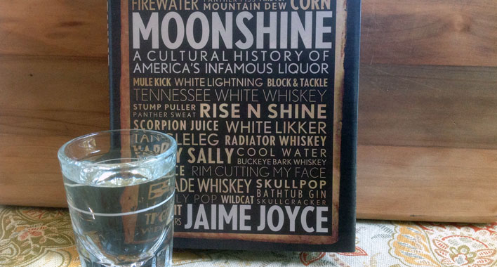 Q Amp A Jaime Joyce On Moonshine
