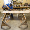 Craft Culture: Handmade toboggans at Northern Toboggan & Sled