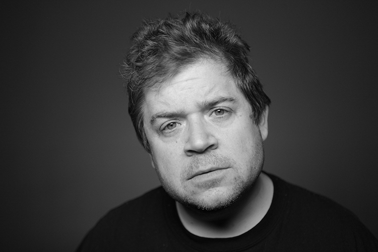 Comedian Patton Oswalt