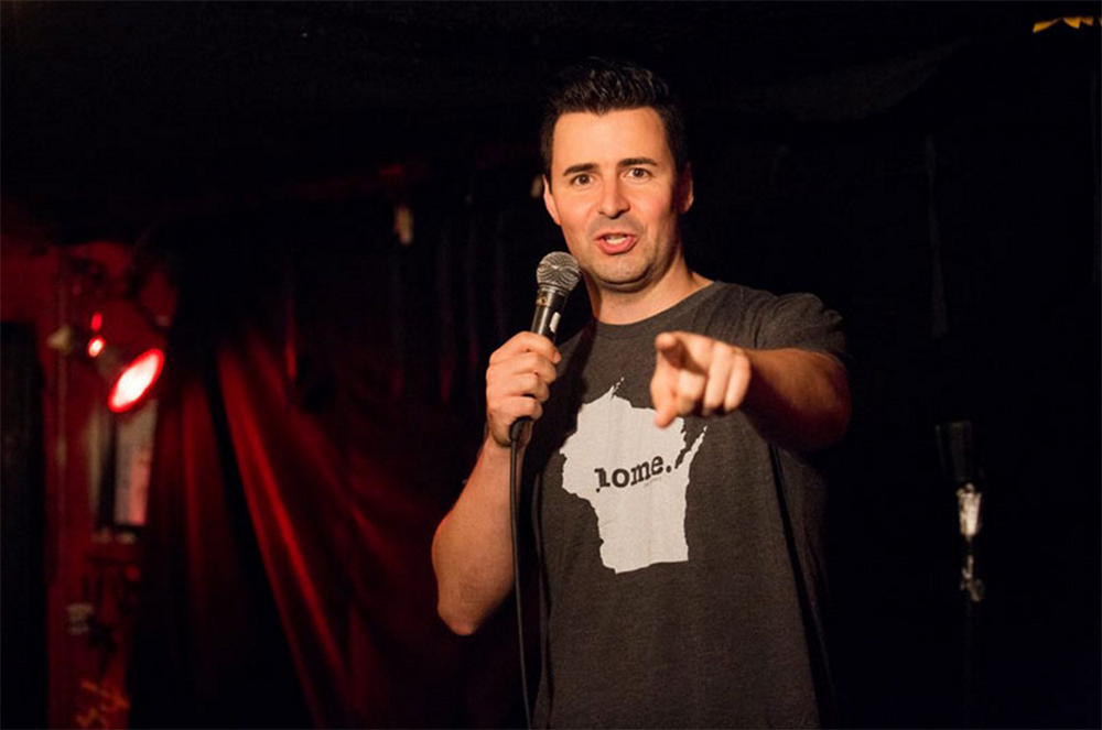 comedian pete lee retakes the stage to turn personal pain into laughs