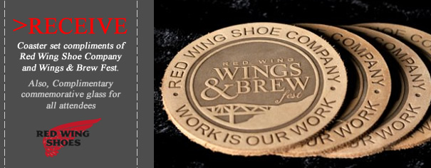 Red Wing Wings & Brew Festival